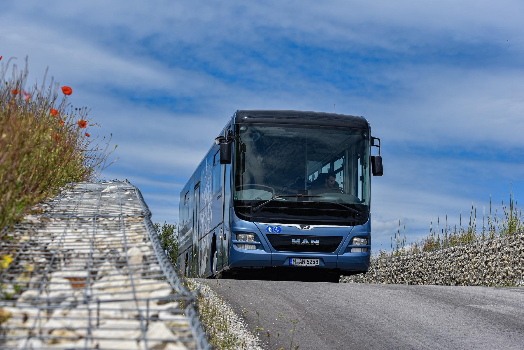 Ново поколение скоростни кутии EcoLife 2 за автобусите на MAN