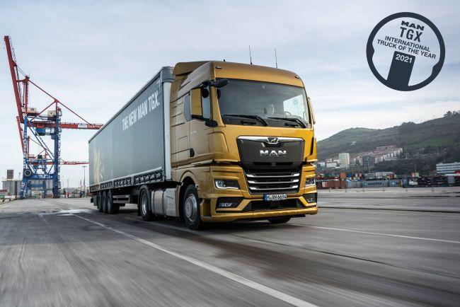 Видео: Новият MAN TGX - Камион на 2021 година