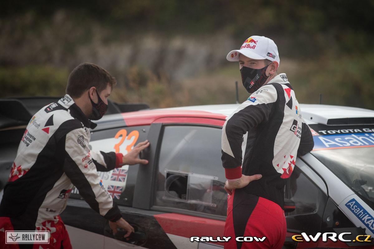 ACI Rally Monza 2020 ще определи новия световен шампион