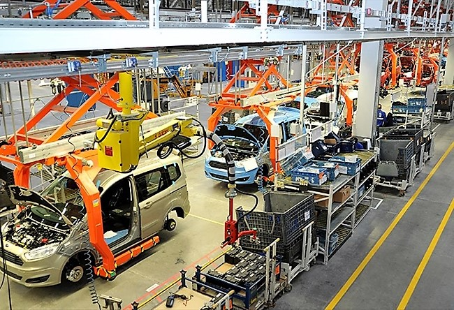 Ford Otosan изгражда завод за батерии за електромобили