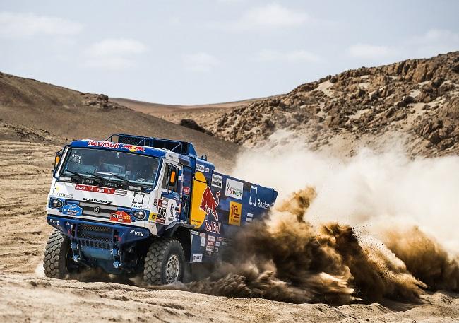 4 седмици до Dakar 2021