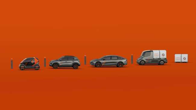 Mobilize е едно от новитебизнес подразделения на Groupe Renault