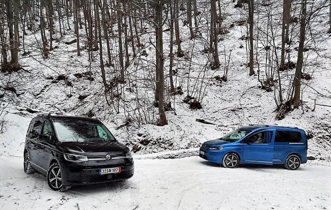 БГ тест: Смартванът Volkswagen Caddy 5