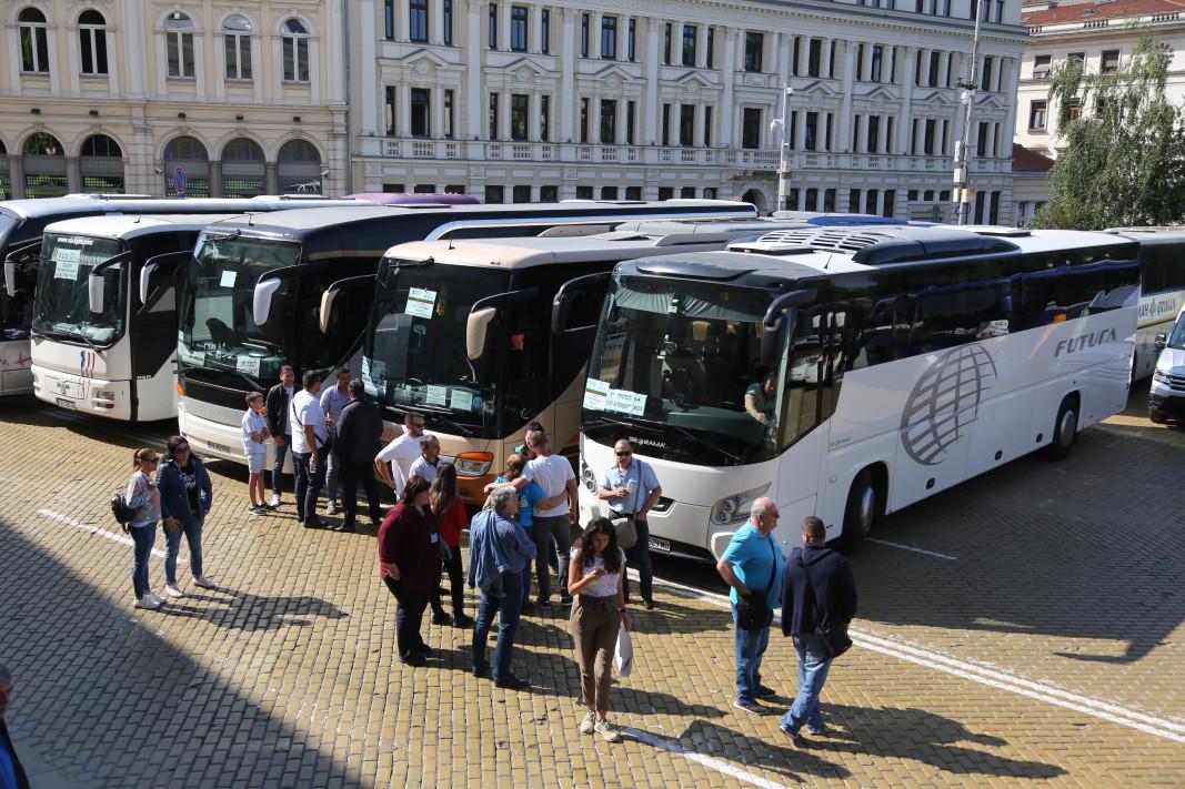 Наредба ще оптимизира междуградските автобуси
