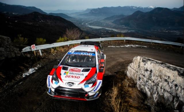 84 екипажа за Рали Монте Карло 2021