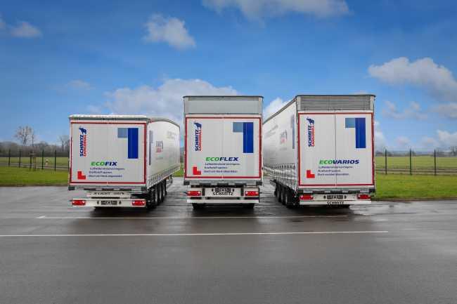 Schmitz Cargobull преставя EcoGeneration
