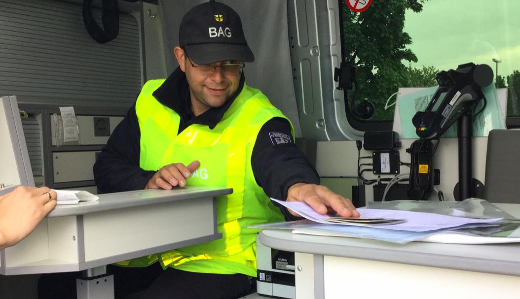 BAG откри нарушения с каботажа в Германия