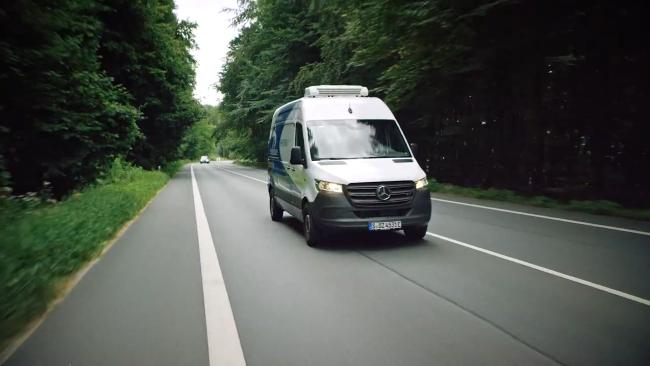 Thermo King и Mercedes-Benz ще правят медицински eSprinter