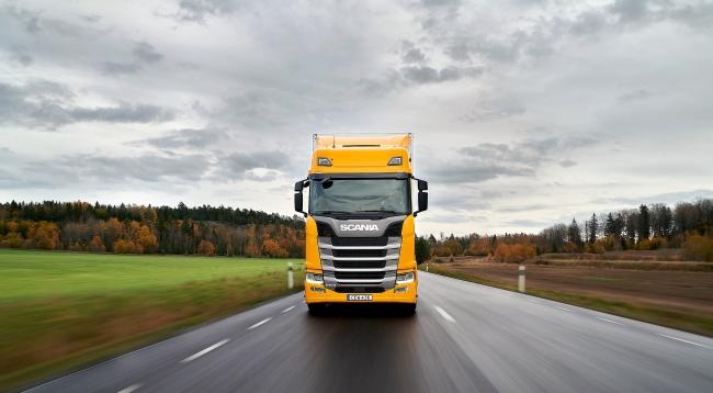 Scania 540 S спечели още един престижен сравнителен тест