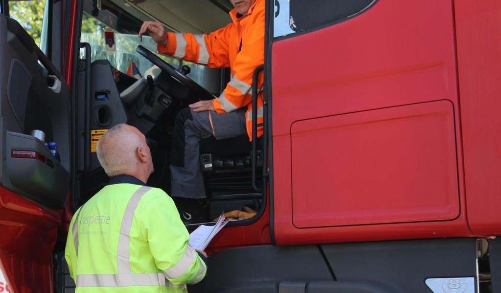 Глобиха превозвач с 88 000 евро за нарушаване работното време на водачите