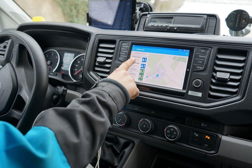 VWCV и Hermes оптимизират автомобилите за доставка