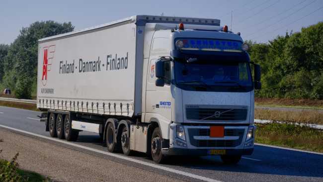 Финландската транспортна асоциация иска облекчение за COVID правилата
