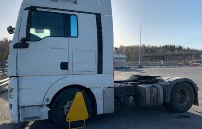 Български превозвач отнесе 3900 евро глоба за каботаж в Швеция