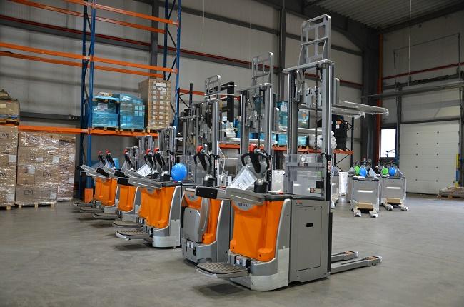 Transpress с нови складови машини от STILL