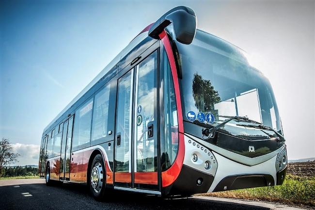 SOR ще получава батерии за автобусите си от InoBat