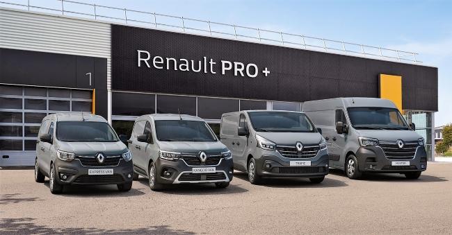 Българска премиера на обновената гама на Renault Pro+
