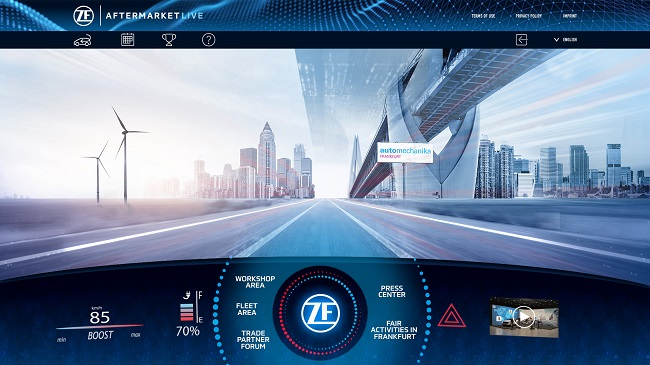 Тридневно дигитално събитие на Automechanika Frankfurt