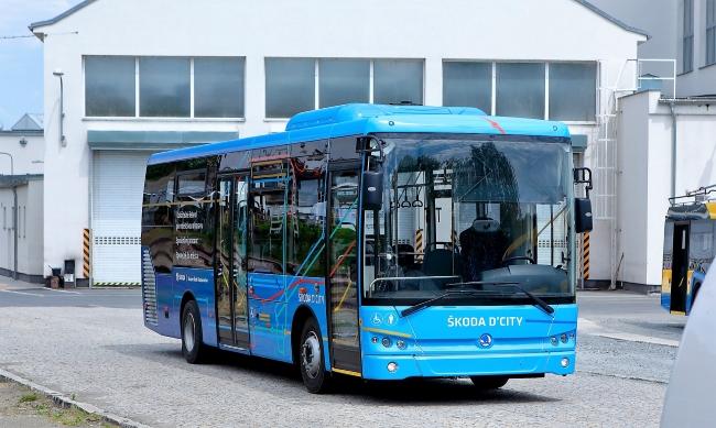 Škoda Transportation представи нов дизелов автобус