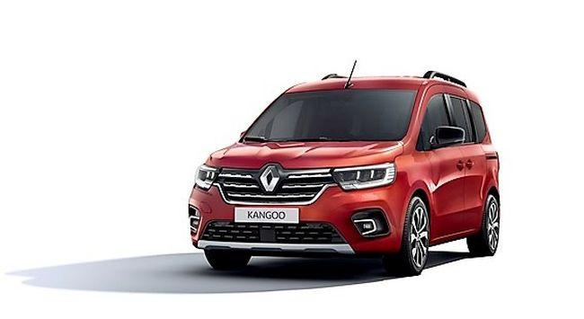 Renault отвори поръчките за новия Kangoo