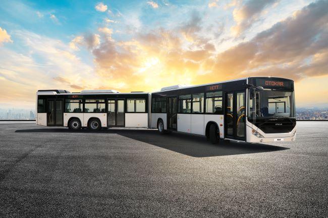 Otokar ще достави 100 съчленени градски автобуси на Истанбул