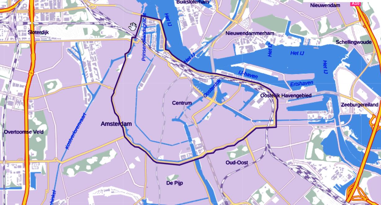 Камиони над 30 тона ще бъдат забранени в Амстердам