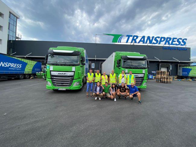 """Transpress e """"Най-добър работодател в сектор Транспорт и логистика"""""""