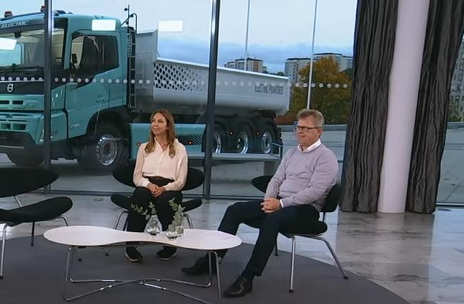 Volvo Trucks бърза да скочи в електромобилността