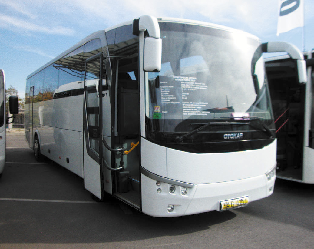 Otokar - Автокам България на TRUCK SHOW КАМИОНИ 2013