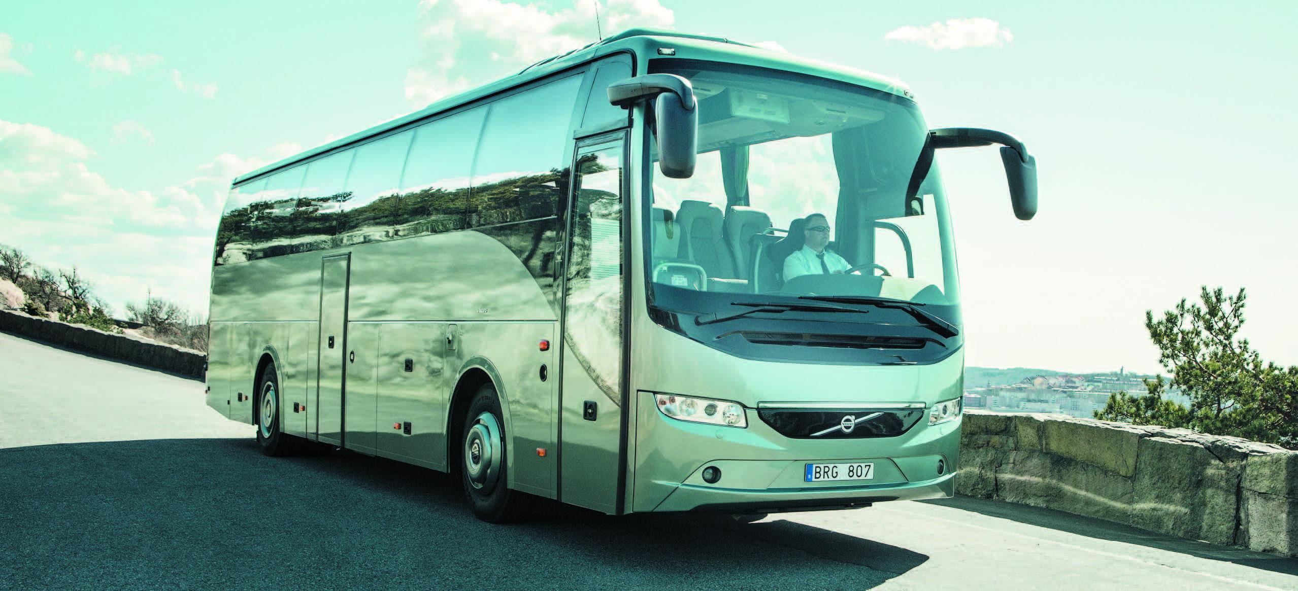 Volvo Buses обновява моделите 9700 и 9900