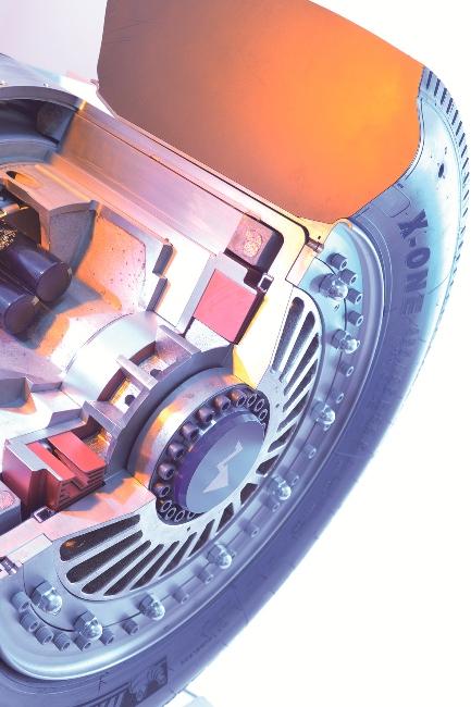 VDL избра колесни електродвигатели от Ziehl-Abegg