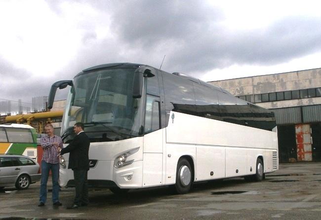 Автобус на годината 2012 за Моди Транс