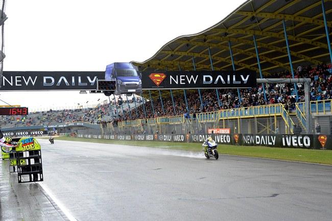 Iveco е официален спонсор на състезание от MotoGP
