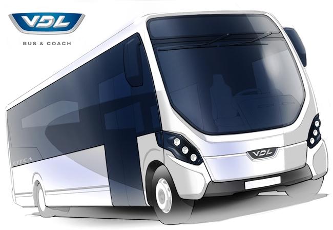 VDL с нова Citea на Busworld Kortrijk 2013