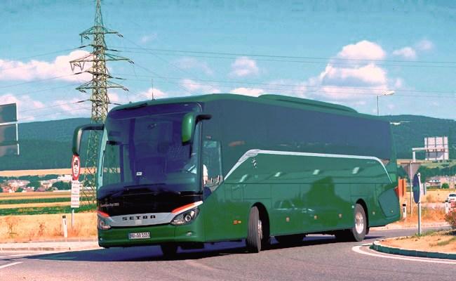 Setra ComfortClass 500 e Автобус на годината 2014