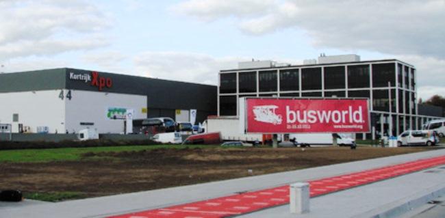 Идва Busworld Kortrijk 2013