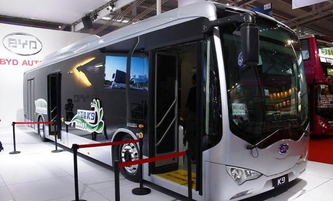 BYD ще разкрие стратегията си на Busworld 2013