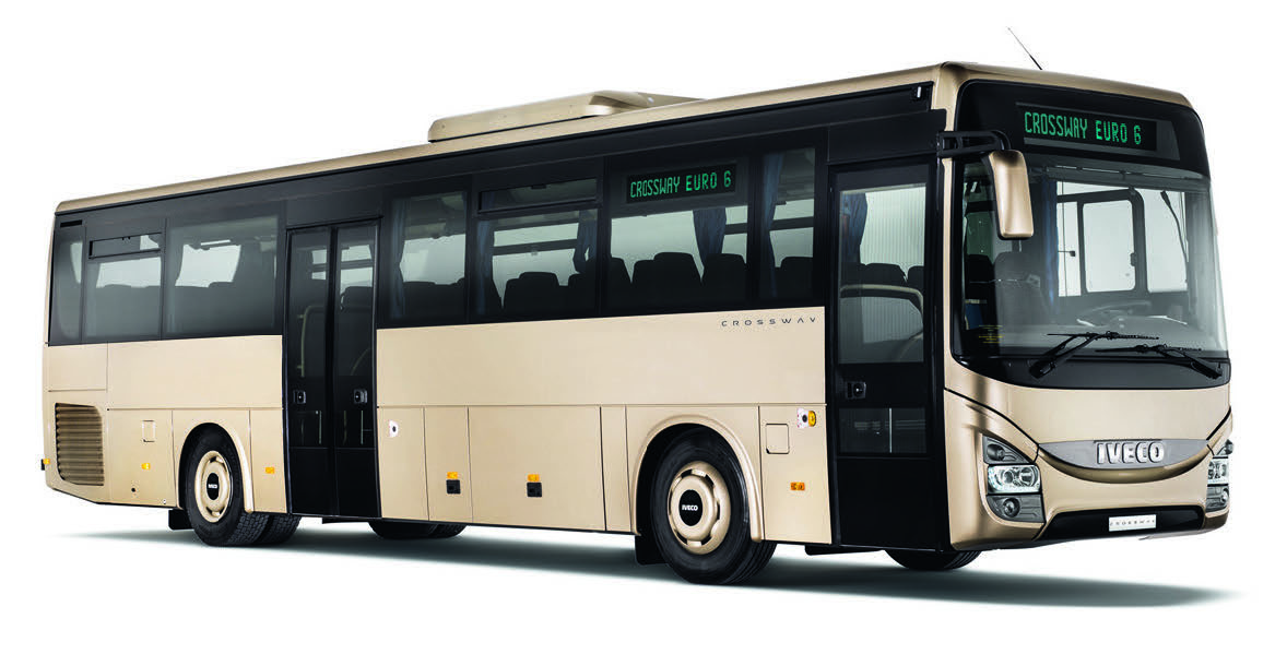 Iveco Bus на Busworld Kortrijk 2013